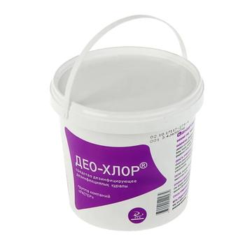 Део хлор 300 таблеток 3,4 гр. дезинфицирующее средство