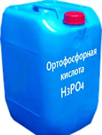 Ортофосфорная кислота 73 % для удаления ржавчины