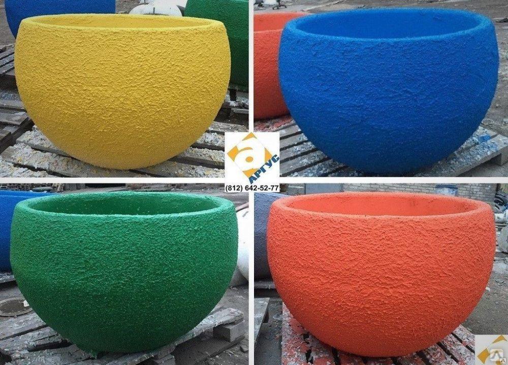 Вазон из бетона купить спб грунт бетон контакт москва