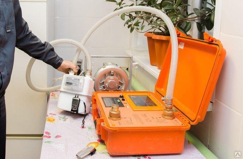 Поверка бытовых счетчиков газа, цена в Ростове-на-Дону от компании Метрогазсервис